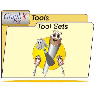 Cartoon Tool Set