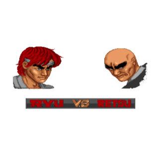 Ryu Vs Retsu