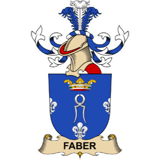 Faber Coat of Arms