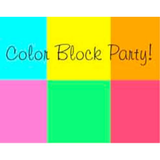 Color Block Party