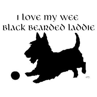 Wee Black-bearded Laddie