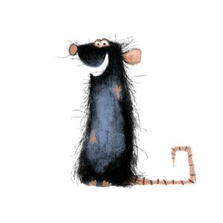 Ratatouille's Remy
