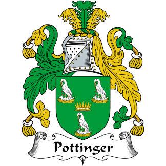 Pottinger Family Crest