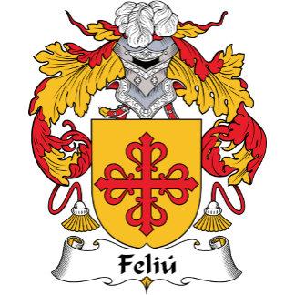 Feliu Family Crest