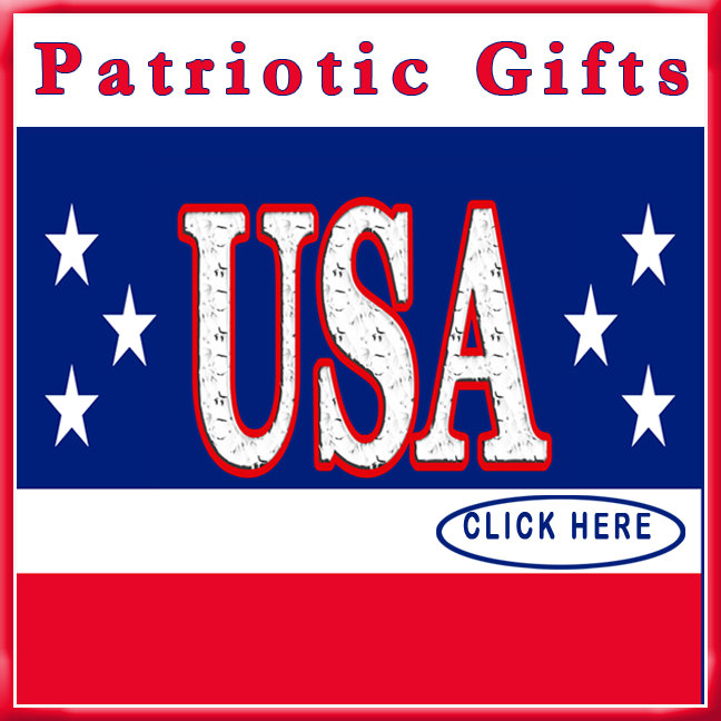Patriotic Clothes and Gifts