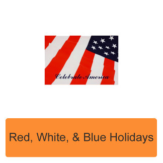 Red, White, And Blue Holidays