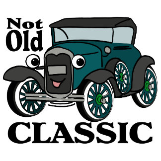 Not Old Classic/ Antique Car