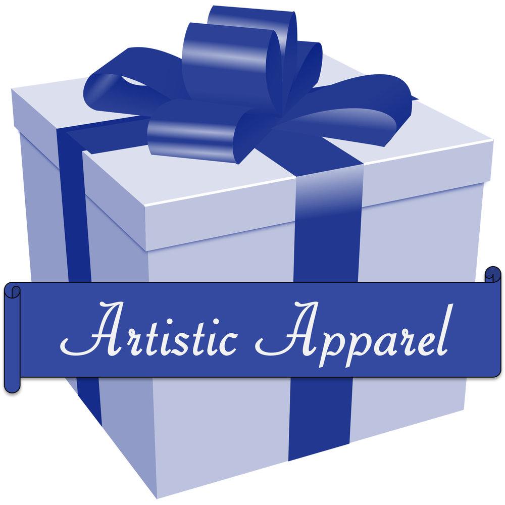 Artistically Designed Apparel & Accessories