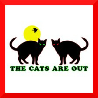 The Cats Are Out