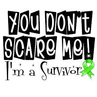 Lymphoma Survivor You Don't Scare Me