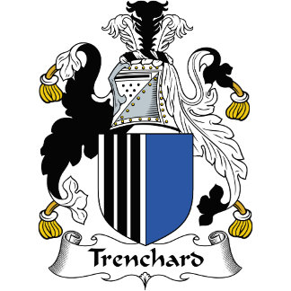 Trenchard Family Crest