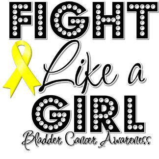 Fight Like a Girl Dazzling - Bladder Cancer