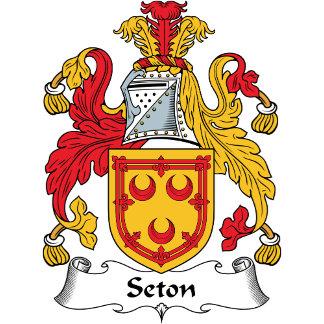 Seton Family Crest