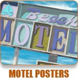Motel Posters