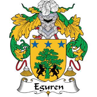 Eguren Family Crest