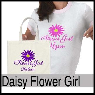 Daisy Flower Girl