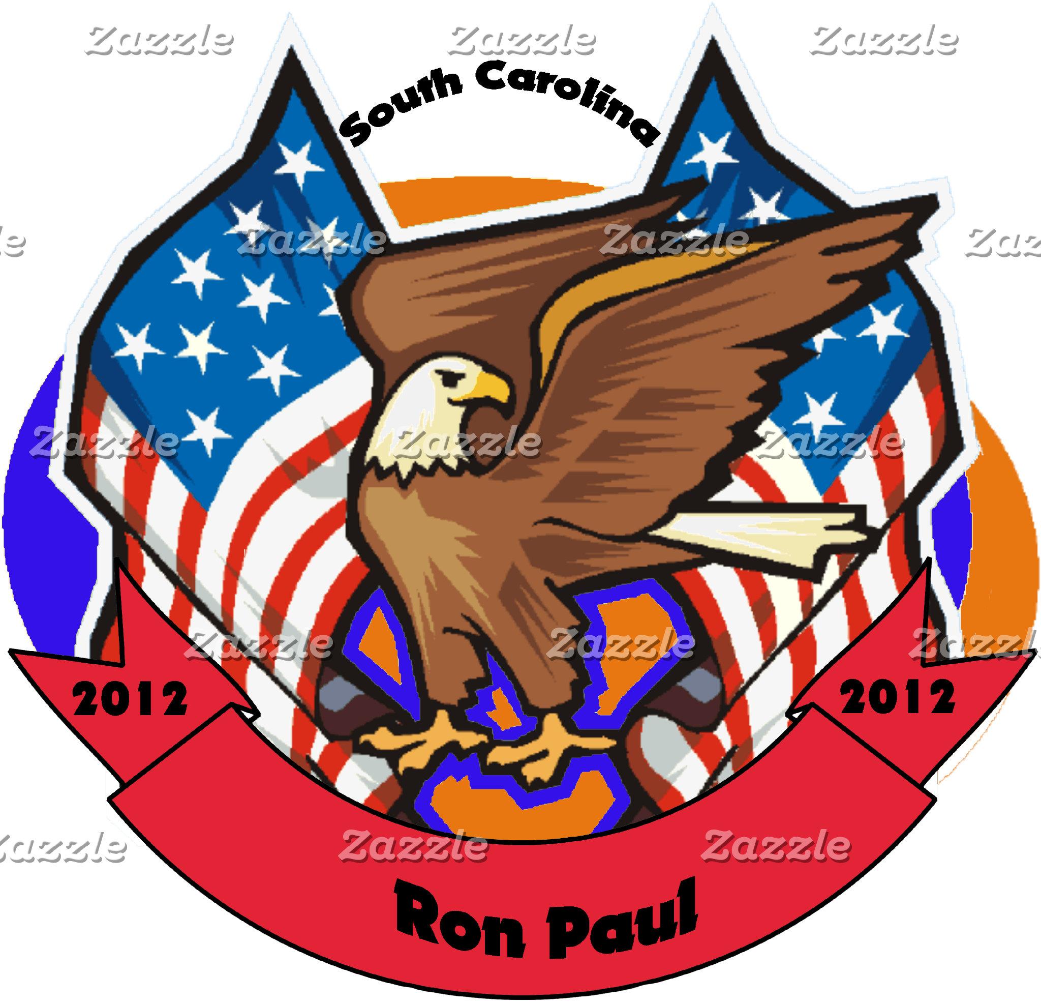 South Carolina for Ron Paul