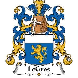 LeGros Family Crest