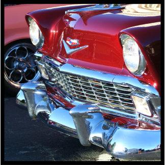 Classic Red Car 2