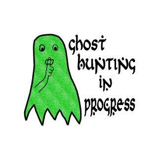 Ghost Hunting In Progress