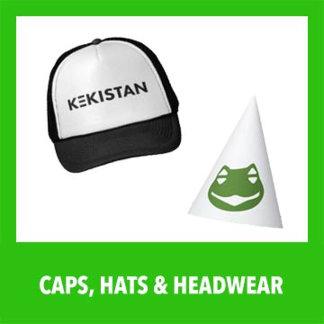 Caps, Hats & Headwear