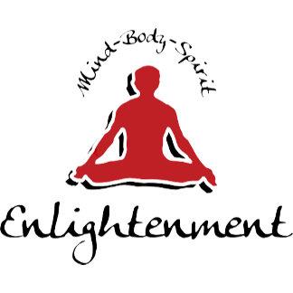 Enlightenment Yoga T-Shirt