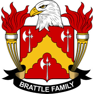 Brattle Coat of Arms