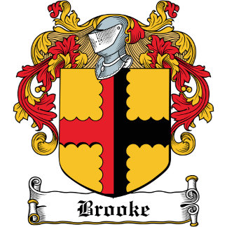 Brooke Coat of Arms