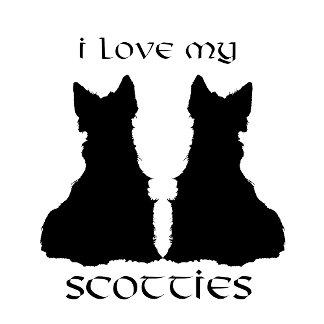I Love My Scotties