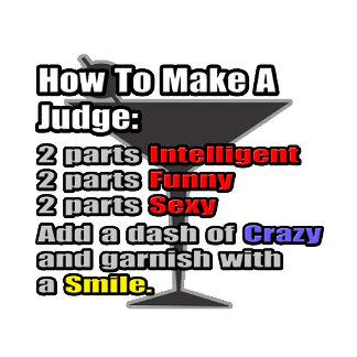 How To Make a Judge