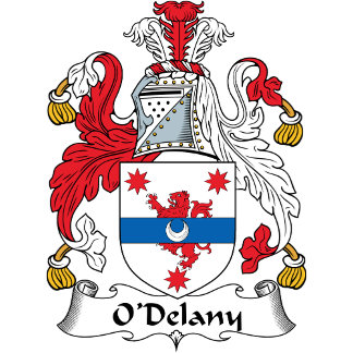 O'Delany Coat of Arms