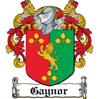 Gaynor Coat of Arms