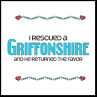 I Rescued a Griffonshire (Male Dog)