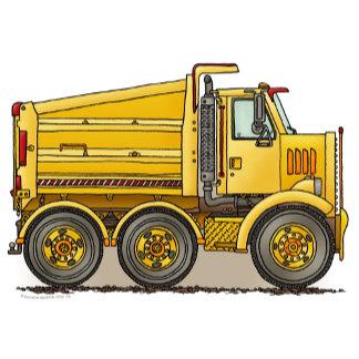 Highway Dump Truck