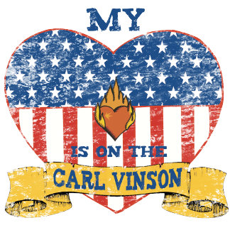 My Heart is on the Carl Vinson