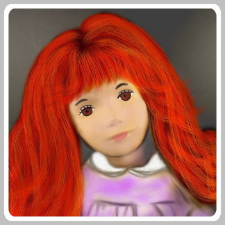 Sasha Puppen Fanartikel