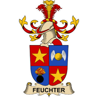 Feuchter Coat of Arms
