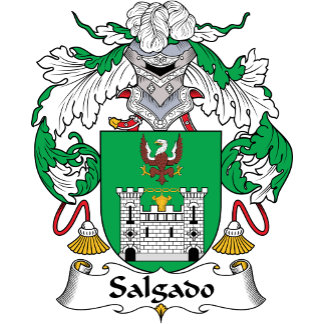 Salgado Family Crest