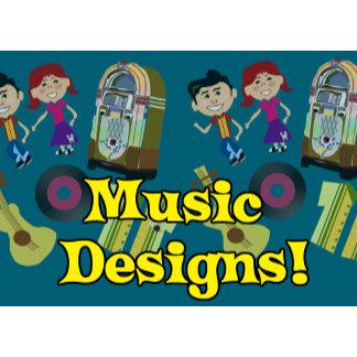 Mega Music Section