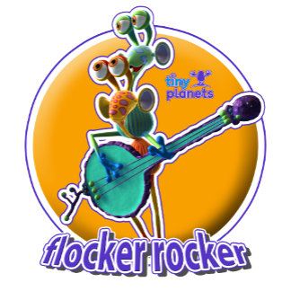 Tiny Planets Flocker Rocker
