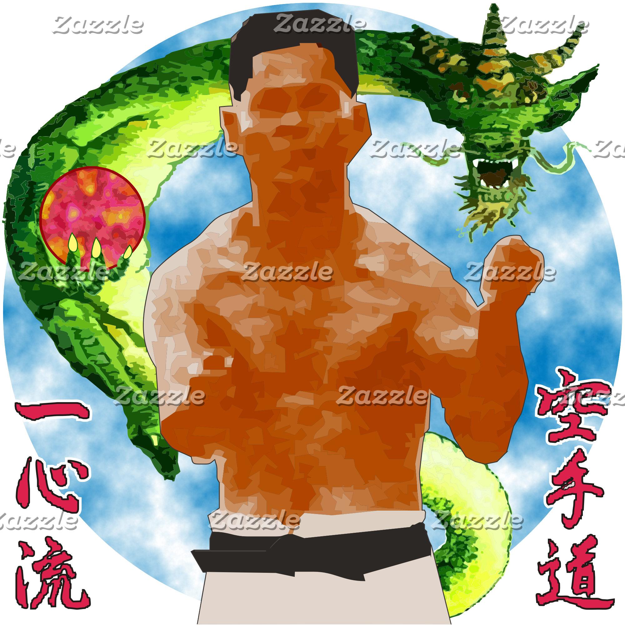 Isshinryu Dragon