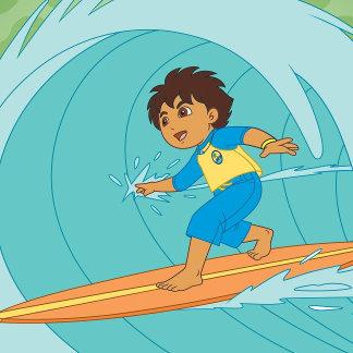 Diego Surfs