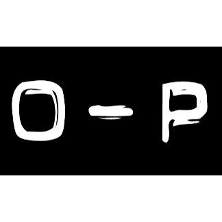 O - P