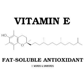 Vitamin E Fat-Soluble Antioxidant (Molecule)