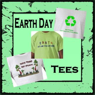 Earth Day tees