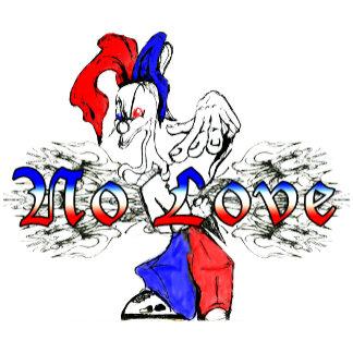 No Love Clowns