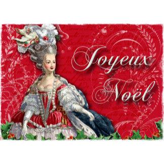 Marie Antoinette Holiday Designs