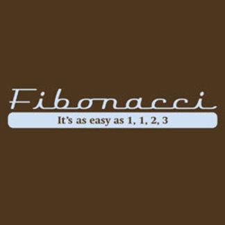 Fibonacci... It's as easy as 1, 1, 2, 3