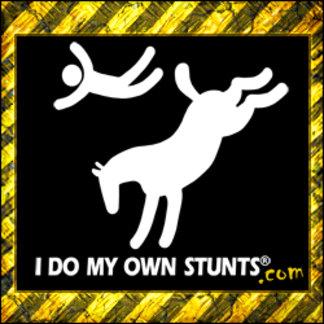Horse Bucking Stunts