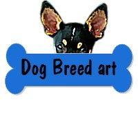 Dog Breed art